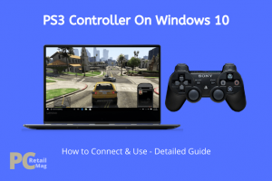 PS3 Controller on Windows 10