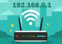 Ubee router IP address