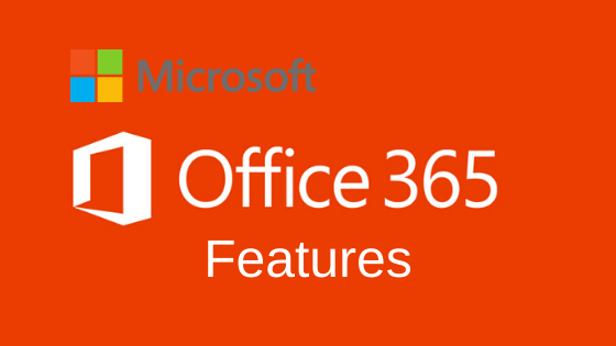 Features of MS Office product key 365
