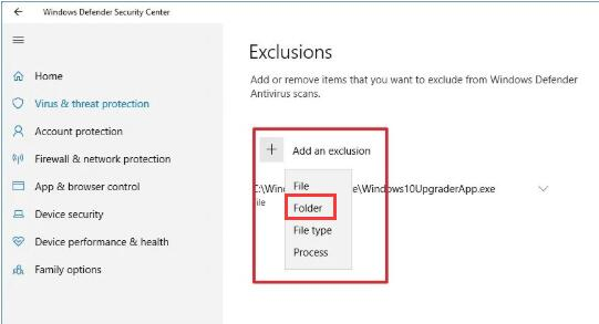 add-an-exclusion-folder-in-windows-defender